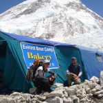 The bakery at Everest Base Camp