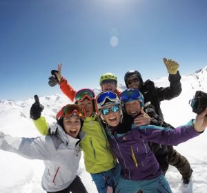 Snow & Rock Backcountry Ski Touring Adventure Courses with FREEFLO & Squash Falconer